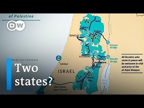 Israel, Palästina, Trump, Friedens-Deal, da war doch irgendwas?