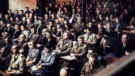 Der Jahrhundertprozess - das Nürnberger Tribunal aus prominenter Sicht