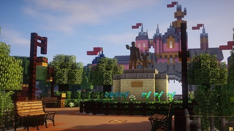 Games: Die Zukunft ist ein Vergnügungspark