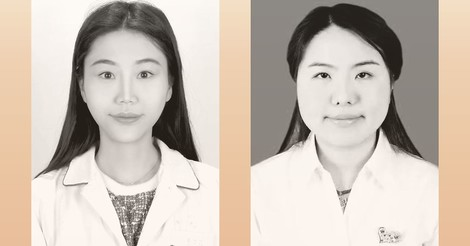 Die Geschichte zweier junger Mütter, die gegen Corona kämpften, aber nur eine überlebte