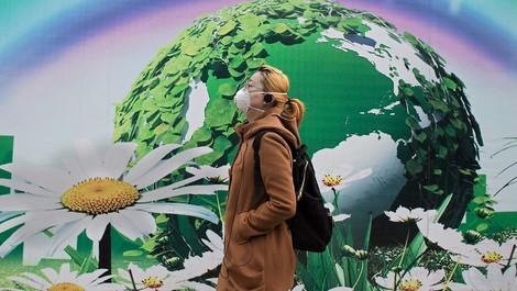 Corona wirft den Klimaschutz weit zurück