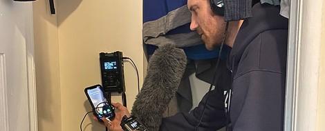 Wie sich Radiomacher*innen in Quarantäne mit Video behelfen