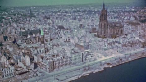 Deutschland unmittelbar nach der Kapitulation: Städte in Trümmern