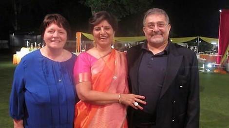 Kultur ist kein Land, sondern Familie: eine deutsch-indische Beziehung