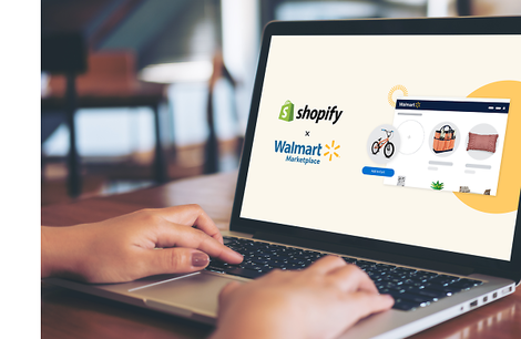 Walmart + Shopify gegen Amazon?