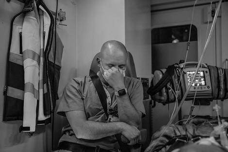 Wie ein Krankenhaus gegen Corona kämpft