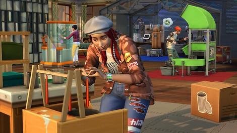 Nachhaltigkeit im digitalen Konsumparadies: Grüner leben mit den Sims?