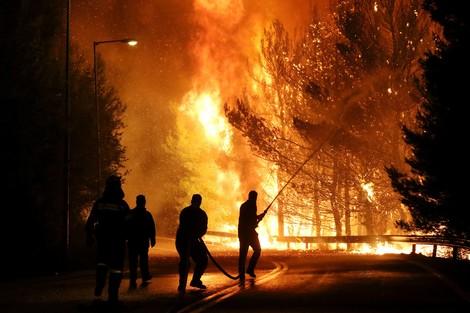 Klimawandel und Wildfeuer: komplexer als gedacht