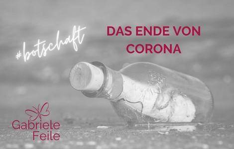 Das Ende von Corona. Ehrlich jetzt.