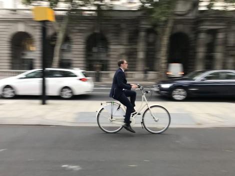 Warum Radfahren auch gut für die Wirtschaft ist