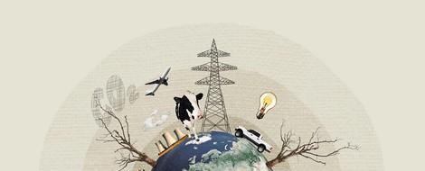 Wie eine große Industriegesellschaft dekarbonisiert werden kann – am Beispiel der USA