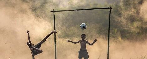 Klimaschutz im Fußball: War da was?