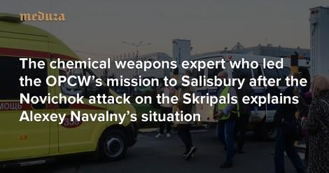 Die Vergiftung Alexej Nawalnys (II): Gibt es Beweise?