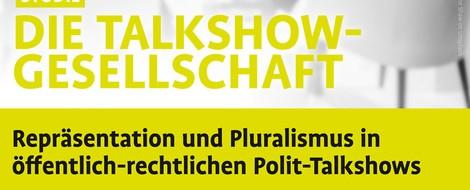 Studie: Wie undivers politische Talkshows zusammengesetzt sind