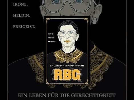 Ruth Bader Ginsburg ist tot: Leben und Arbeit einer Ikone