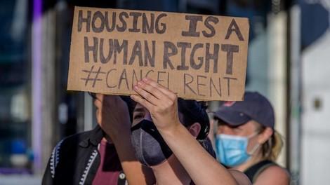Wohnen muss ein Grundrecht sein, auch in den USA