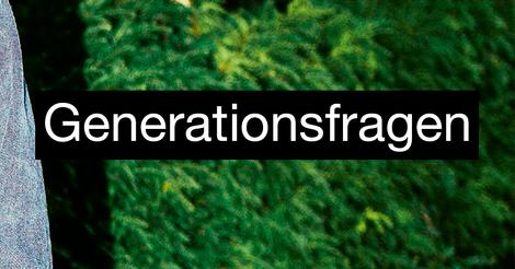 Sich auf Generationsstereoptype zu berufen, ist denkfaul