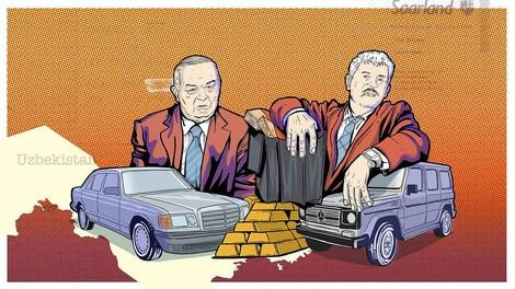 Wie der Zerfall der Sowjetunion Korruption möglich machte