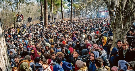 """""""Jeder kann morgen ein Flüchtling sein."""" (Andreas Kossert)"""