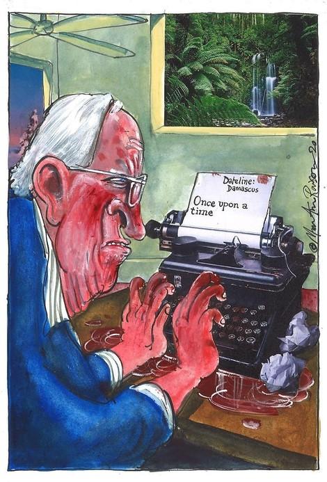 Die Unwahrheiten eines Kriegsjournalisten