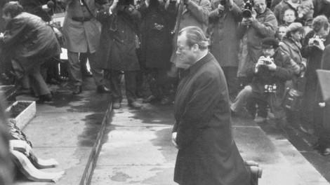 """Fünfzig Jahre Kniefall von Warschau: Ein """"dolles"""" Ding"""