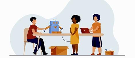 Zukunftstechnologien an Schulen sind noch kein Standard