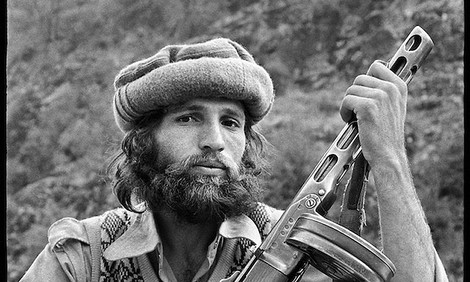 """Der paschtunische """"Frontier Gandhi"""" und sein Vermächtnis"""