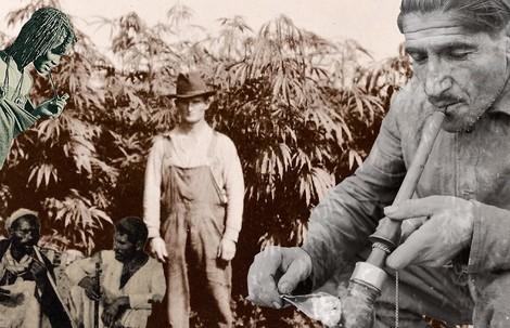 Das Verbot von Marihuana ist über 2000 Jahre alt