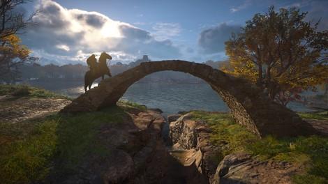 Das Brückenrätsel von Assassin's Creed