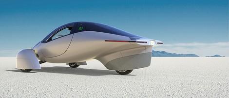 Klein, futuristisch und elektrisch: 8 ungewöhnliche Fahrzeuge