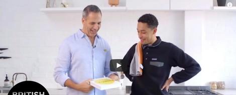 Kochen, Rappen, Rettung: Yotam Ottolenghi und Loyle Carner