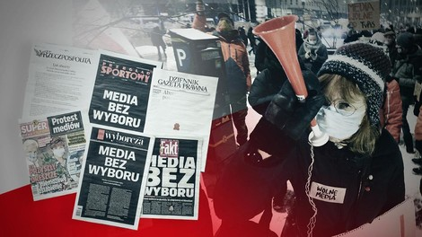 PresseUNfreiheit in Ungarn und Polen: Illiberale auf dem Vormarsch