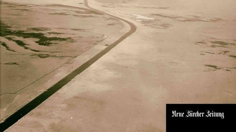 Die Geschichte des Suezkanals