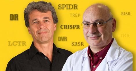 Wie die Genschere CRISPR zu ihrem Namen kam