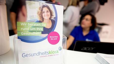 Gesundheitskiosks als Modell für Deutschland