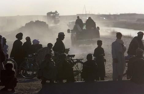 Straight aus dem Taliban-Gebiet