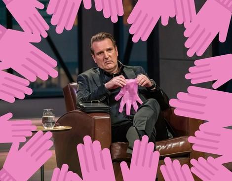 Zu Recht sorgt ein Perioden-Handschuh für einen riesigen Shitstorm!