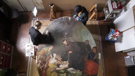 Wie die Werke von Renaissance Malerinnen wieder ans Licht kamen