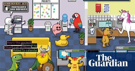 Virtuelle Spielwelten wollen das lästige Video-Meeting ablösen