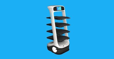 """Der Roboter """"Peanut"""" lässt Beschäftigte noch lange ruhig schlafen"""