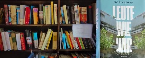Bücherbox – frische Bücher: Leute wie wir
