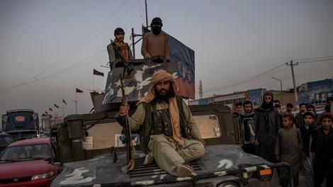 """Kabul ist gefallen und der """"War on Terror"""" ist absolut gescheitert"""