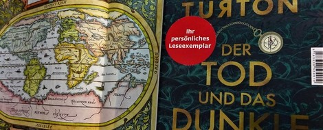 Bücherbox – frische Bücher: Der Tod und das dunkle Meer