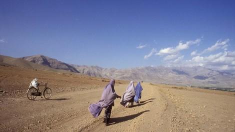 Die Frauen, deren Hoffnung die Taliban sind