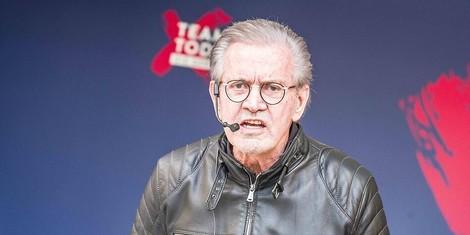Schwer zu fassen: Jürgen Todenhöfer
