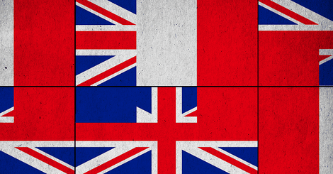 Interessen - Wie sehr ähneln sich Frankreich und GB?