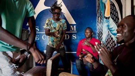 Musik bringt Frieden in den Südsudan